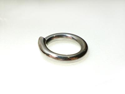 丸カン_L【Silver】